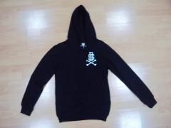Men's sweatshirt with a hood