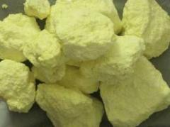 Sulfur lump