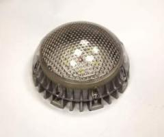The LED lamp for housing and communal services