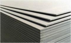 Gypsum plasterboards