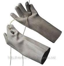 Диэлектрические перчатки (шовные)