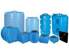 Tanks for salting