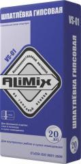 "Filling plaster ""AliMix"""