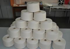 Yarn pneumospinning (OE) of Nm12 / 1 (Ne7 / 1) to