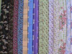 Fabrics byazevy, Fabrics for clothes the diagonal,