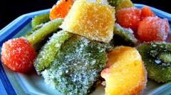 The frozen frui