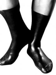 Носки латексные