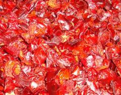 Red paprika!