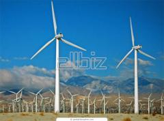 Электростанции ветровые