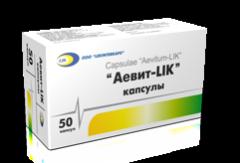 Ayevit-LIK capsules (50 capsules)