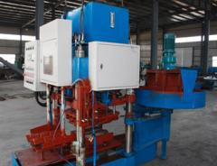 Equipment for production of a tile