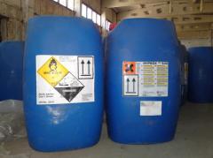 Hydrogen peroxide Disinfecting Means in Uzbekistan