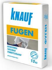 Hard putty KNAUF-multi-finish