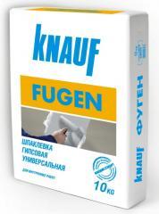 Сухая шпаклевочная смесь Фуген