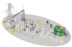 Заземлители переменного тока
