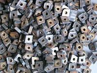 Металлы переработанные вторичные черные