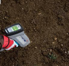 Оборудование для анализа почвы