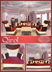 Upholstered furniture Qirol