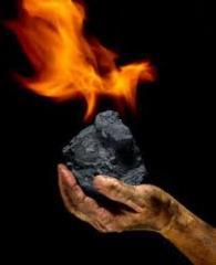 Уголь. Узбекистан