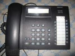 Телефонные аппараты громкоговорящие