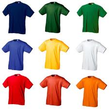 T-shirts. Only for expor