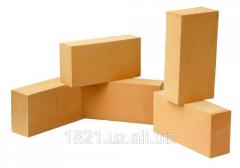 Fire-resistant shamotny, mullitovy and