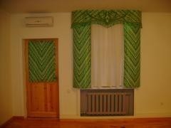 Curtains from an adras (east style)