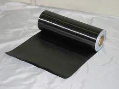 Materials waterproofing rolled