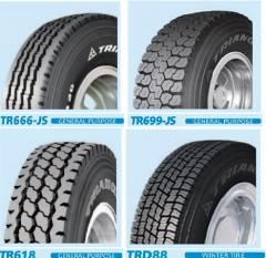 "Tires ""Triangle"
