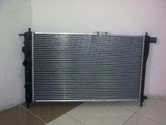 Cooling radiators for the Nexia car