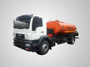 MAN CLA 18.280 4X2 BB CS45 – the asphalt
