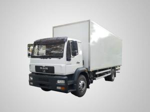 MAN CLA 16.220 4X2 BB CS03 – an isothermal van