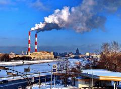 Блоки энергетические на органическом топливе