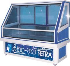 Show-windows freezing Sino-503 Tetra