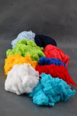 Raw materials for production of cotton wool,
