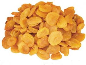 Dried dried apricots