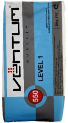 BULK FLOOR of VENTUM LEVEL® 1 (3-7 mm)