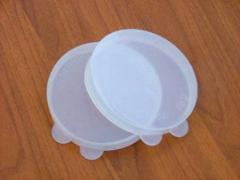 Крышки для банок полиэтиленовые