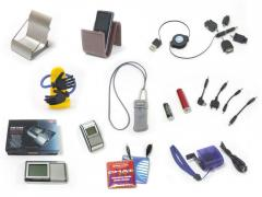 Accessories to mobile phones
