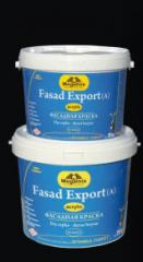 Opaque paint for internal finishing of walls (A)