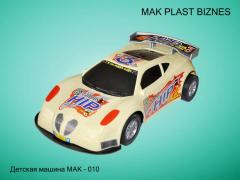 Cars children's MAK-10