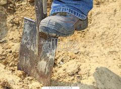 Песок строительных работ 11класса.