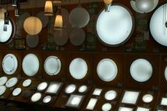 Приборы осветительные