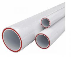 The reinforced polyethylene pipes