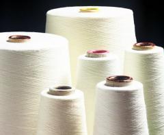 100% x / yarn