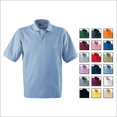 T-shirt polo from VIRTUE TEX