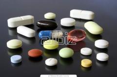 الأدوية.
