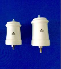 Insulators porcelain basic IO 10-U3 and IO 6-U3