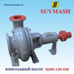 Pumps console K200-125-330 (K290/30) without el /