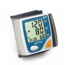 Automatic tonometer on LD11 wrist. Indicator of an